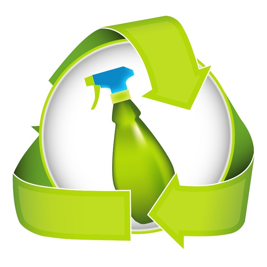 green cleaning myths
